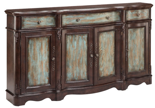 Stein World Lyle Four Door Sideboard 13209