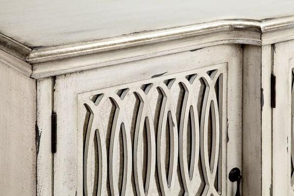 Stein World Whitney Four Door Accent Cabinet 13488