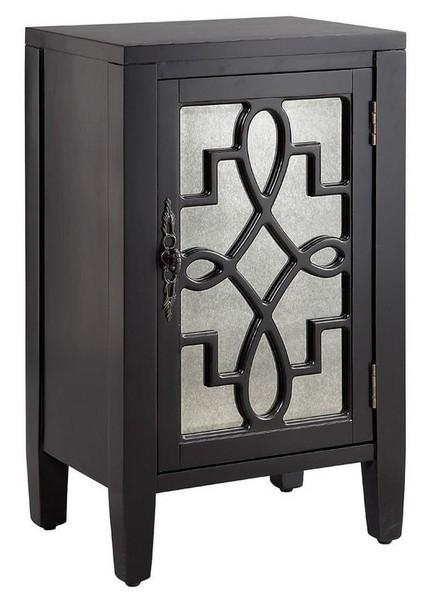 Stein World Leighton One Door Accent Cabinet 13516