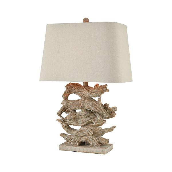 Stein World Whitechapel Parisian Stone Table Lamp 77032