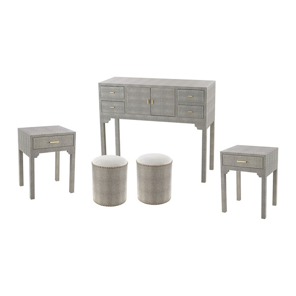 Sands Point 5 Piece Furniture Set 3169-026/S5 BY Sterling
