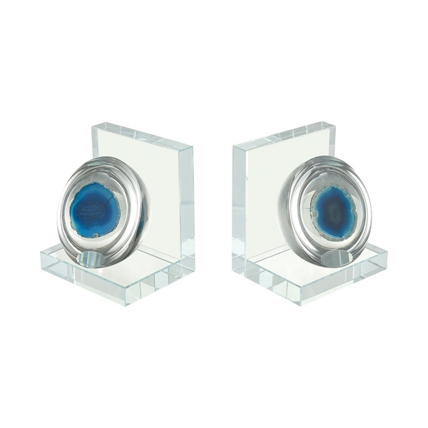 Elysium Bookends 4209-007/S2 BY Sterling