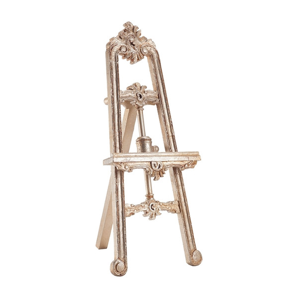 Champagne Mini Mahogany Easel 7011-010 BY Sterling