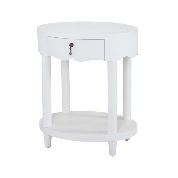 St. Kitts Accent Table 7011-957W BY Sterling