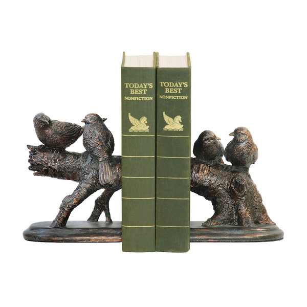 Continuing Branch Bookends - Pair 91-3799 BY Sterling