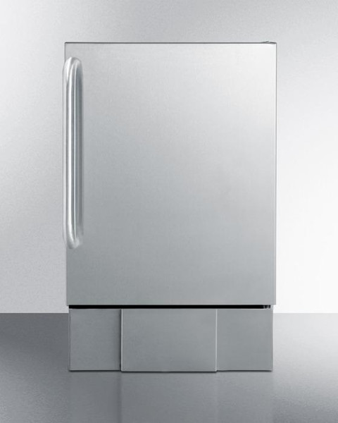 BIM24OSBase34 Outdoor Icemaker For Built-In Use By Summit Appliances