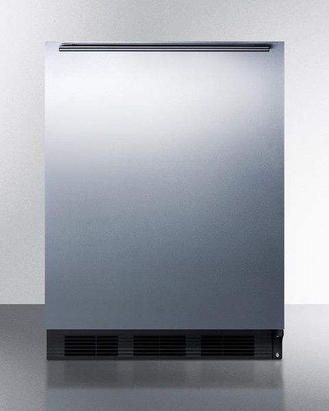 CT663BBISSHH Built-In Undercounter Refrigerator-Freezer For Residential Use
