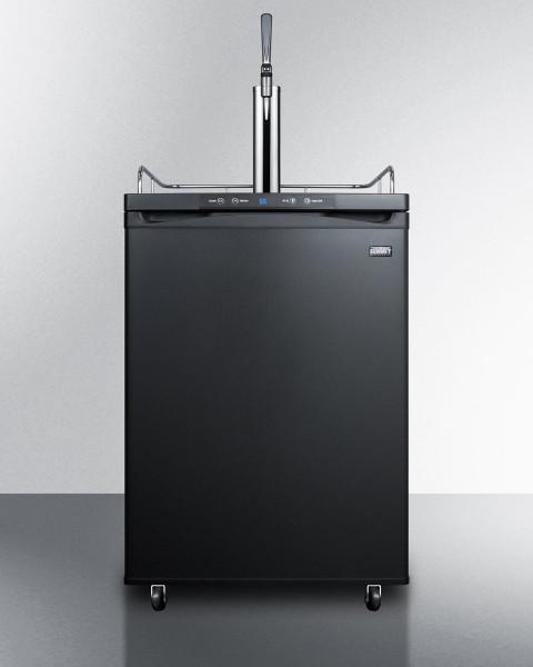SBC635MNCF Nitro-Infused Coffee Dispenser In Black