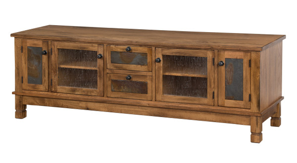 Sunny Designs Sedona Tv Console 2702RO-TC