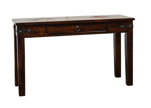 Sunny Designs Santa Fe Sofa/ Console Table 3160DC-S