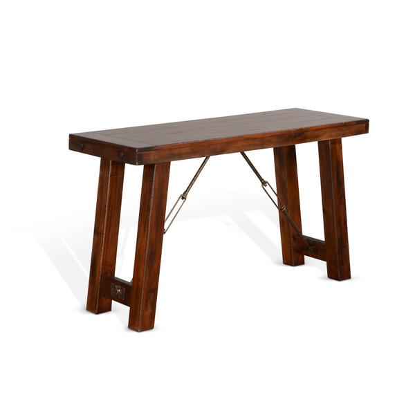 Sunny Designs Tuscany Sofa/ Console Table 3189VM-S