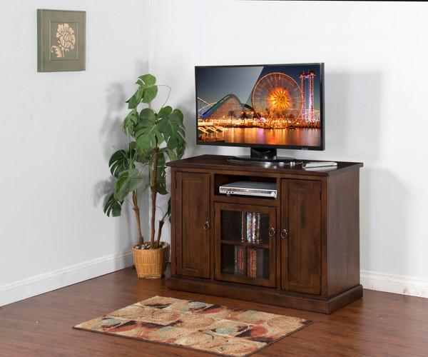 Sunny Designs Santa Fe Tv Console 3474DC-48