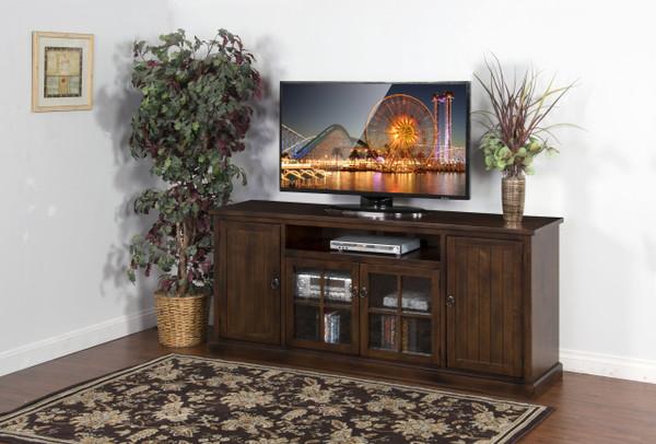 Sunny Designs Santa Fe Tv Console 3474DC-78