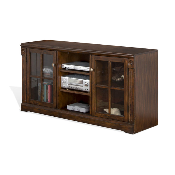 Sunny Designs Tuscany Grand Entertainment Wall 3543VM