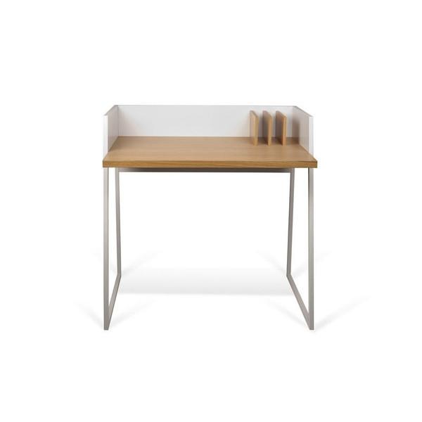Temahome Volga Desk - Oak/Pure White - 9003.052811