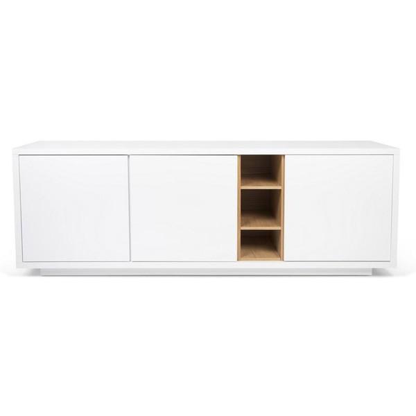 Temahome Niche Sideboard - Pure White/Oak - 9500.400612