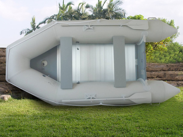 1.2 Mm Pvc Tender Raft Dinghy Inflatable Boat With Floor OP2293+