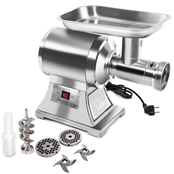 1100W Stainless Steel Heavy Duty #22 Electric Meat Grinder EP21595