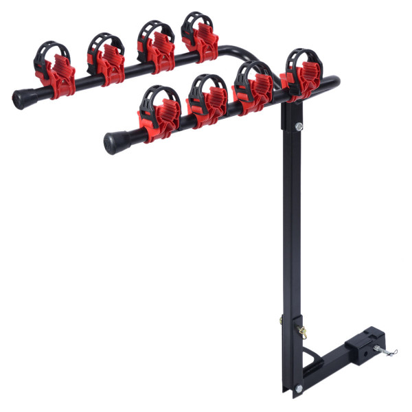 """1-1/4""""& 2"""" Auto Suv Hitch Mount Carrier Car Truck Rack AT4311"""