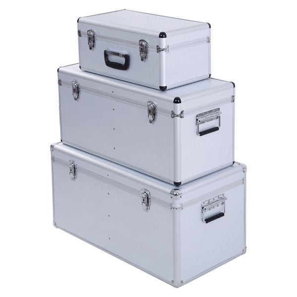 3-Piece Diy Tool Box Set Storage Large Middle Small Work Tools Garage Workshop TL31506