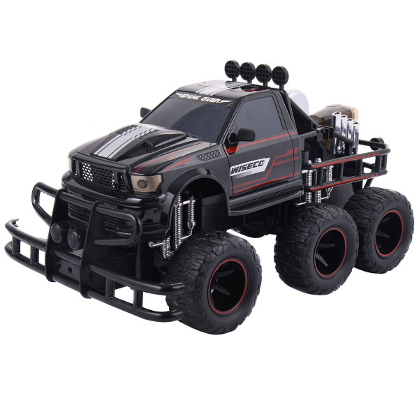 1/10 4Ch Electric Remote Control Monster Truck Off-Road All Terrain Rc Car Toy TY500140