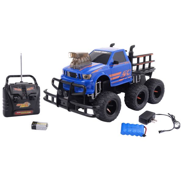 1/10 4Ch Electric Remote Control Monster Truck Off-Road All Terrain Rc Car TY500141