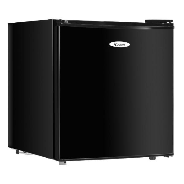 1.7 Cu Ft. Mini Stainless Steel Refrigerator-Black EP22752BK