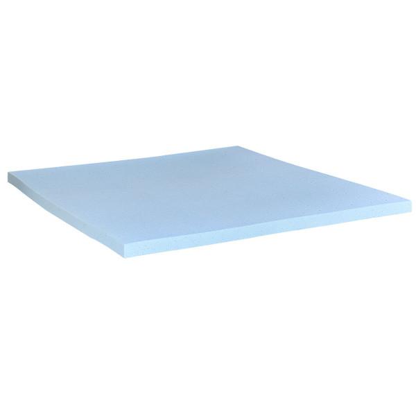 "3"" Gel Antimicrobial Memory Foam Mattress-Queen Size HT0969Q"