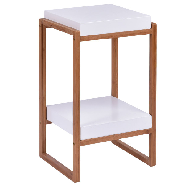 Display Side Table End Accent Table HW55477