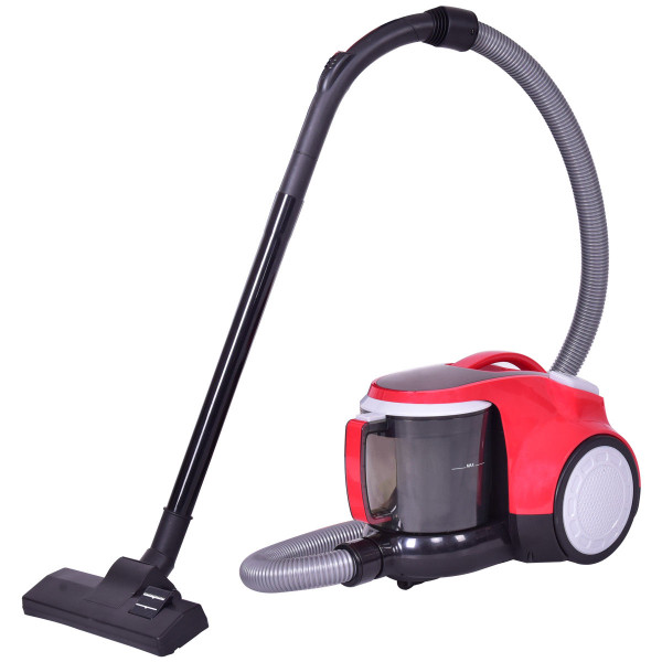 1200W Upgraded Vacuum Cleaner W/ Hepa Filtration EP23078US
