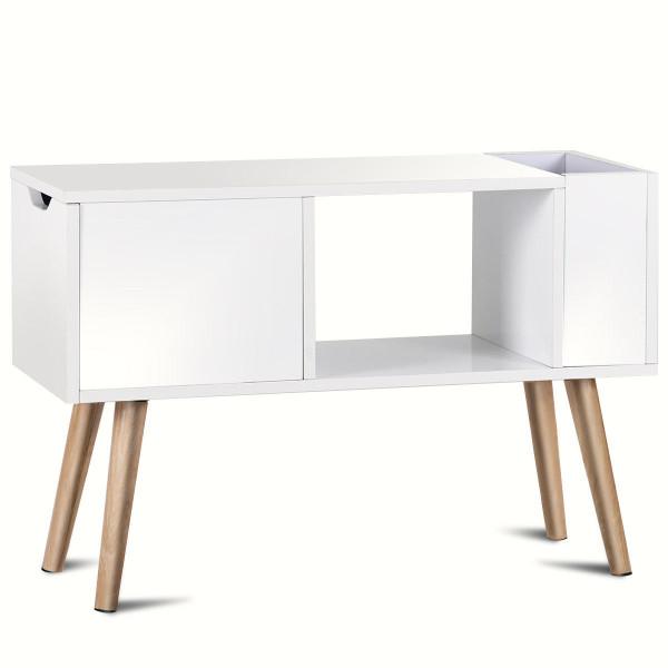 Modern Side Table End Table For Bedroom Or Living Room HW57465