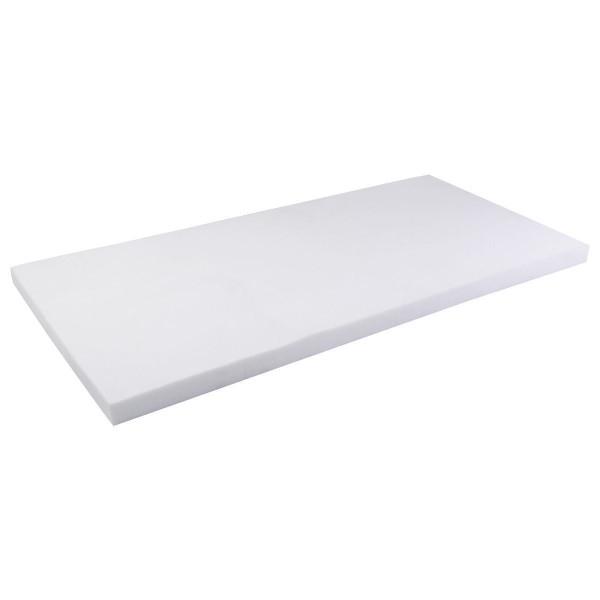 """80"""" Memory Bed Topper Foam Mattress Pad-Full Size HT0986F"""