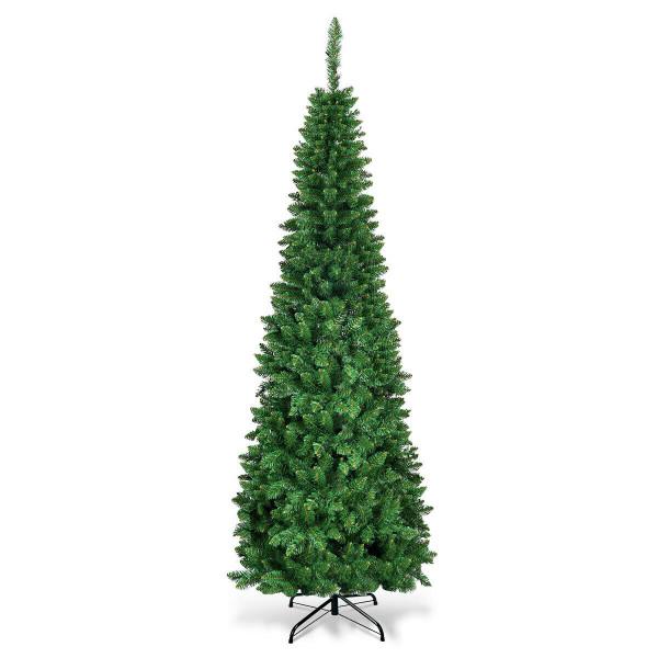 National Tree 6.5 Foot Kingswood Fir Pencil Tree-6.5' CM22074