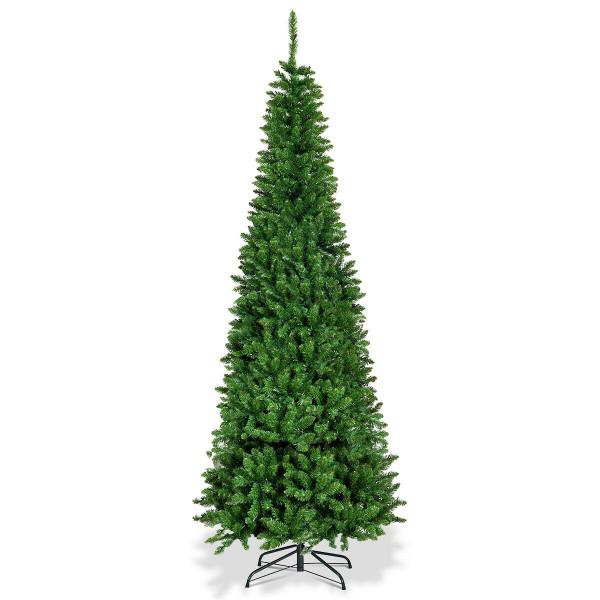 National Tree 7.5 Foot Kingswood Fir Pencil Tree-7.5' CM22075