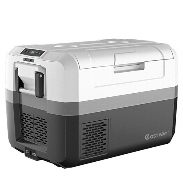 48 Quart Portable Electric Car Camping Cooler EP24447US