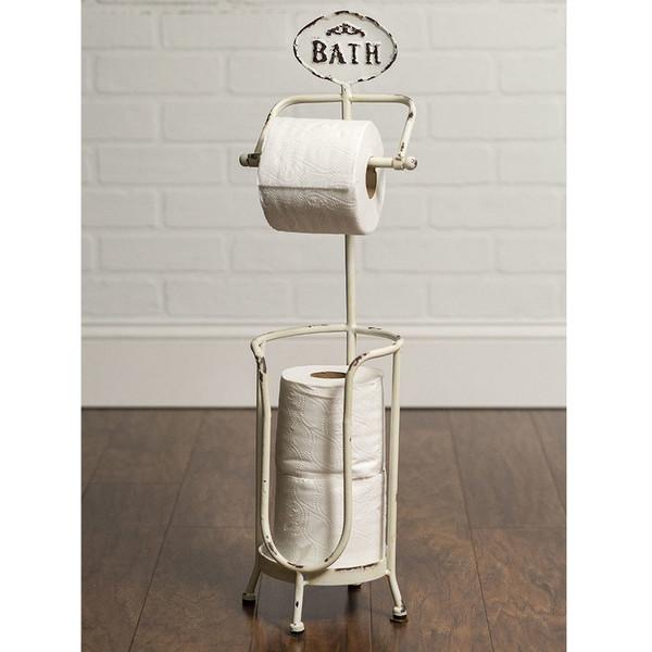 "CTW Home ""Bath"" Tissue Stand 530208"