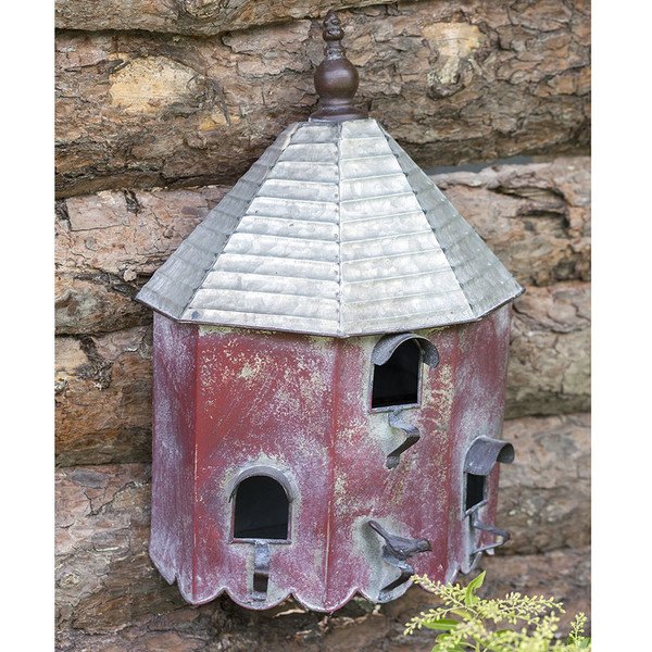 CTW Home Heartwood Summer Birdhouse 770157