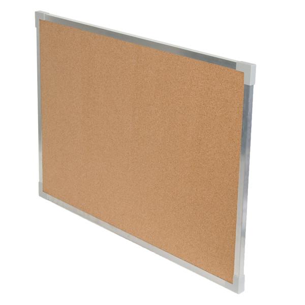 Aluminum Framed Cork Board 24X36 FLP10310