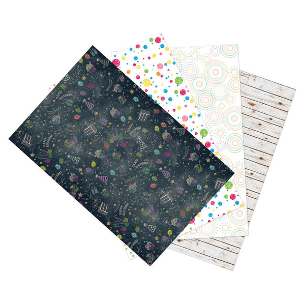 Photo Backdrop Paper Assorted PAC2534