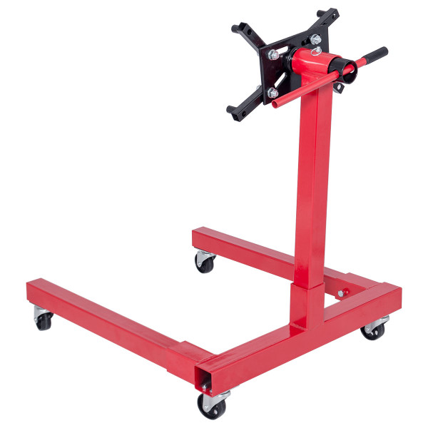1250 Lbs Hoist Automotive Lift Rotating Shop Engine Stand AT4701