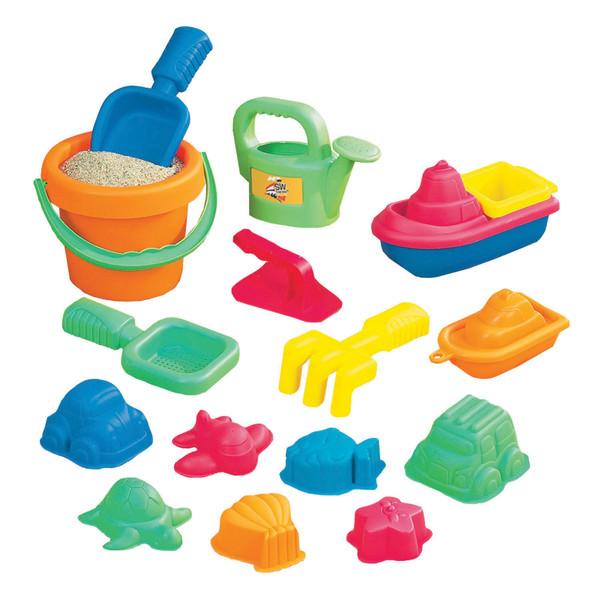 15-Piece Toddler Sand Assortment SWT4830311