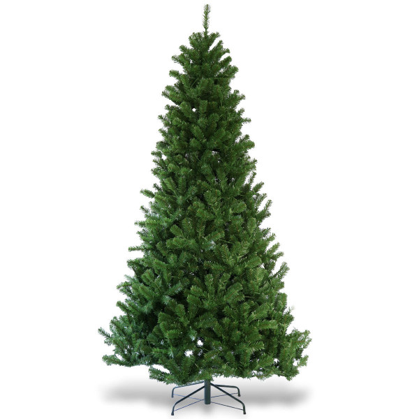 7.5 Ft Artificial Christmas Tree With 750 Led Lights-7.5' CM21248