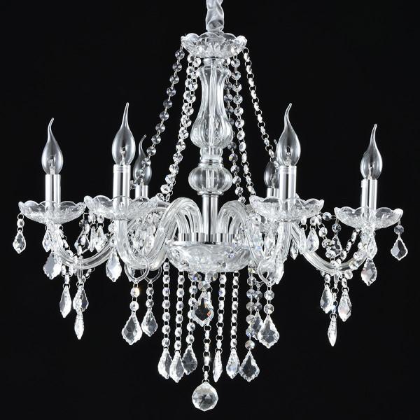 Elegant Crystal Chandelier Ceiling Light EP22626