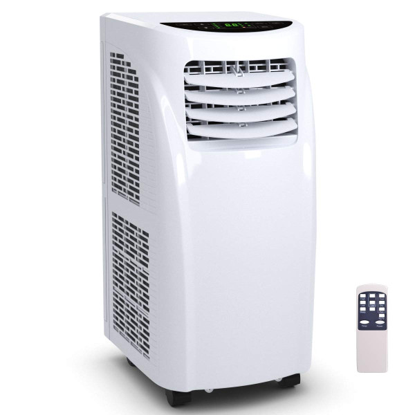 10000 Btu Portable Air Conditioner & Dehumidifier With Window Kit EP23049