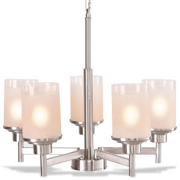 Elegant Modern Ceiling 5-Light Lighting Fixture Pendent Chandelier EP23119