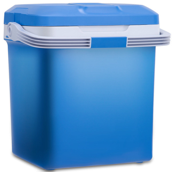 26L Portable Electric Cooler Fridge Food Warmer-Navy EP23522US-NY