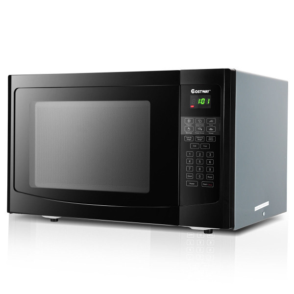 1.1 Cu Ft Programmable Microwave Oven 1000W Led Display EP23618