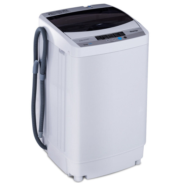 1.6 Cu.Ft Portable Spin Compact Washing Machine EP24170