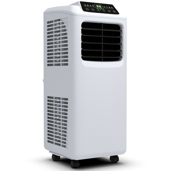 8000 Btu Portable Air Conditioner With Window Kit EP24408