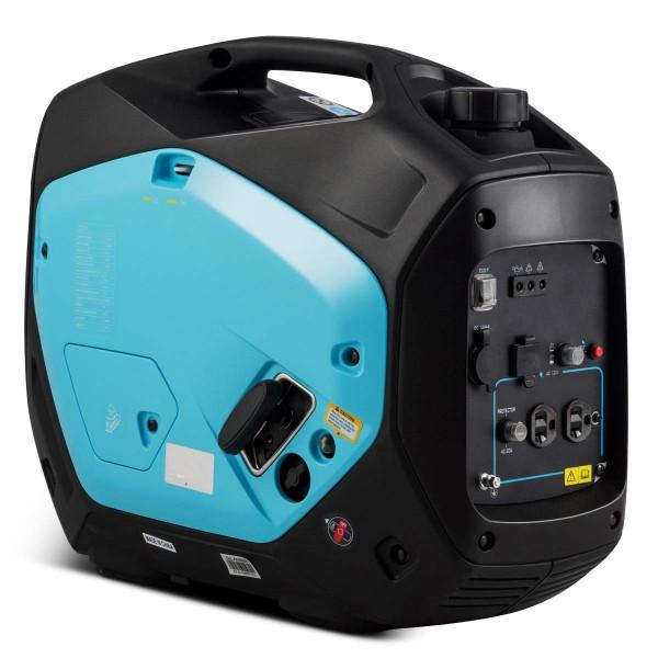 2000 W Super Quiet Gas-Powered Portable Inverter Generator ET1341